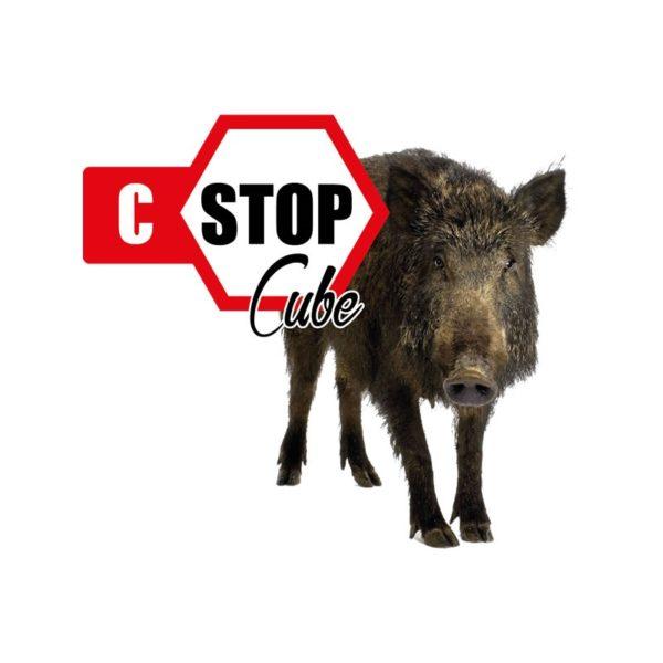 C-STOP CUBE disabituante cinghiali 2,5 kg