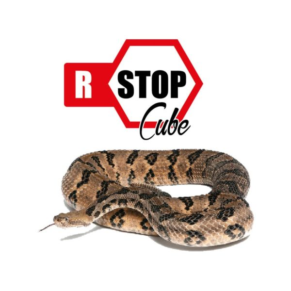 R-STOP CUBE - barattolo 2,5 kg