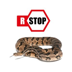 R-STOP disabituante rettili 1 litro
