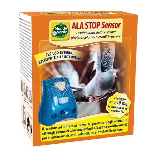 Ala Stop Sensor disabituante